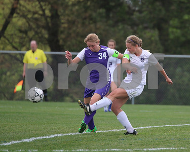 LHS Girls Soccer vs. Baldwin