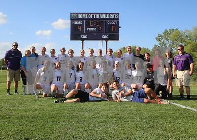 LHS Girls Soccer vs. Bon Springs Regional Title