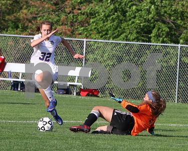 LHS Girls Soccer vs. Ottawa Regionals