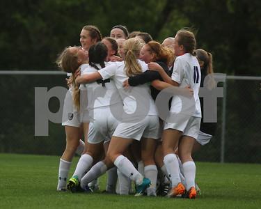 LHS Girls Soccer vs. Piper State Quarters