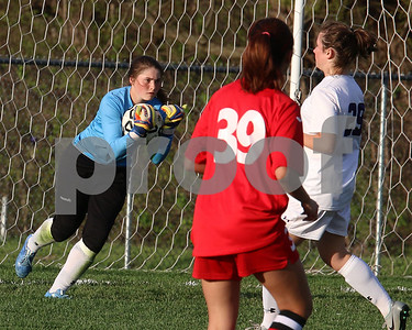 LHS Girls Soccer vs. Wyandotte