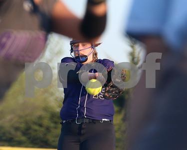 LHS Softball at Baldwin