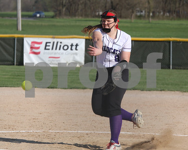 LHS Softball vs. Eudora