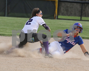 LHS Softball vs. Wellsville