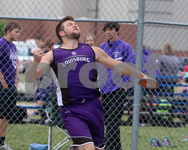 LHS Track at Frontier League