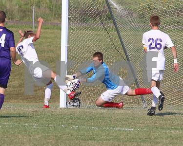 LHS Soccer at Baldwin