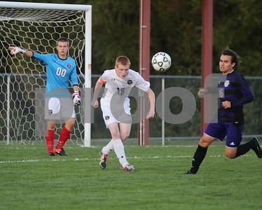 LHS Soccer vs. Piper