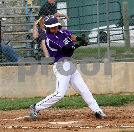 LHS Baseball at Paola