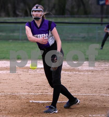 LHS Softball @ Paola