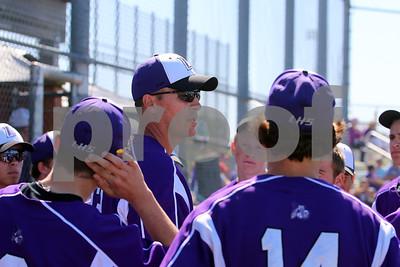 LHS baseball at regionals