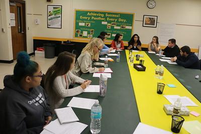LHS Superintendent Advisory Council Jan