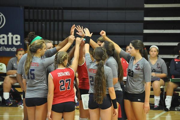 LHS Volleyball 2015