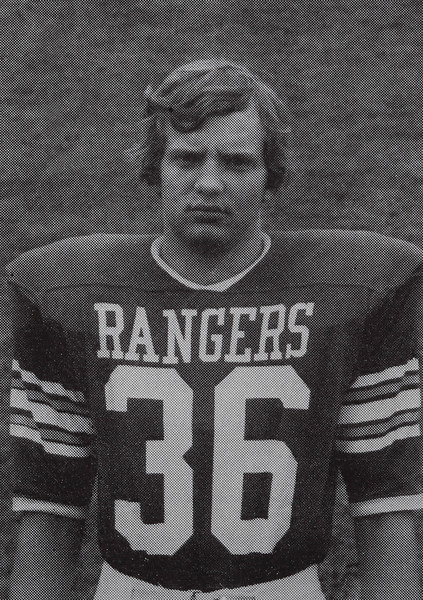 #36 Ken Lindgren - WB / FB - Senior