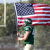 Nashoba Regional High School football played Leominster High School on Saturday afternoon, Sept. 28, 2019  in Bolton during the Ken Tucker Memorial Game. SENTINEL & ENTERPRISE/JOHN LOVE