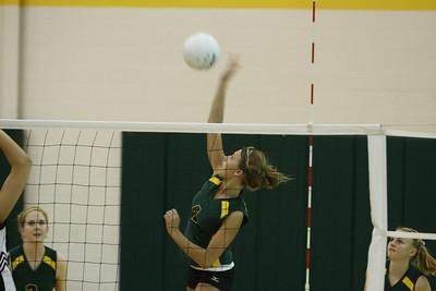 2008 Varsity Volleyball
