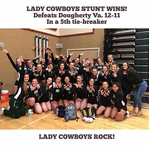 Lady Cowboys Stunt DoVa 2019