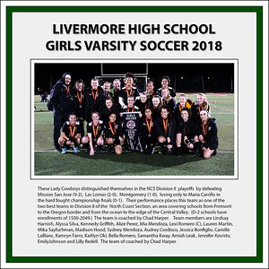 Livermore Girls Soccer NCS 2018 (text)