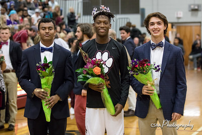 Pep Rally - Winter Court 2/2/18