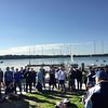 Die Hard Regatta skippers meeting