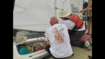 2018 Adaptive Sailing