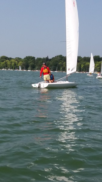 August 12 Sailing