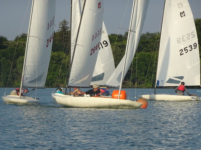 August 15 Sailing