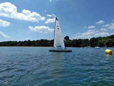 July 14 Sailing (B)