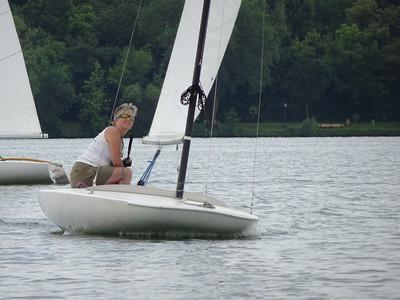 July 4 Sailing