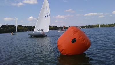 September 1 Sailing