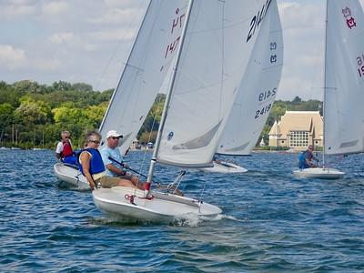 September 15 Sailing