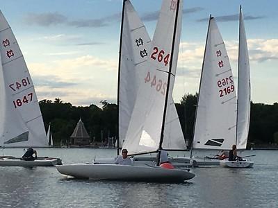 June 14 Sailing