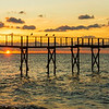 Marsilly  -  Sunset