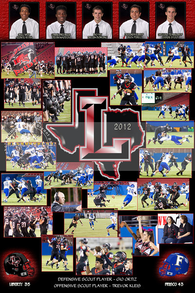 LHS-FHS FIELDHOUSE COLLAGE 2012