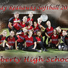 LHS Softball Team Photo