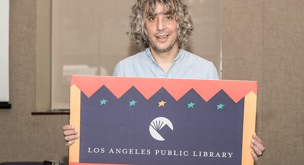 Los Angeles Public Library / José Ignacio Valenzuela