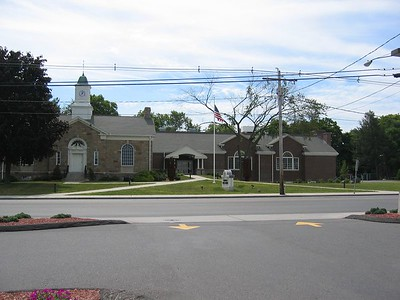 Plainville and Farmington Libraries - Aug 18,2005