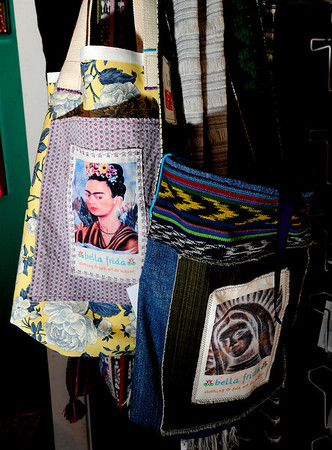 "Sophia Bags - Bags handmade by a Louisville girl at Bella Frida | Clothing & folk art de Mexico in Louisville on January 9, 2013. <br /> Photo by Paul Aiken / The Daily Camera / January 8, 2013<br /> fashion<br /> Bella Frida | Clothing & folk art de Mexico<br />  <a href=""http://www.bellafrida.com/Bella"">http://www.bellafrida.com/Bella</a> Frida is a locally owned store in Historic Downtown Louisville, Colorado featuring colorful hand-embroidered clothing and original folk art from Mexico.<br /> Google+ page"