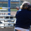 "Paul Madigan swings so hard his hat comes off<br /> during senior softball practice on April 4, 2012.<br /> For a video and more photos of the team, go to  <a href=""http://www.broomfieldenterprise.com"">http://www.broomfieldenterprise.com</a>.<br /> Cliff Grassmick / April 4, 2012"