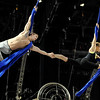 """Lorant Marleosany and Amanda Orozco practice one of their routines on Wednesday.<br /> Cirque du Soleil performers  prepare for the Dralion performances at the 1ST Bank Center in Broomfield. There are eight shows from today to Feb. 12th.<br /> For a video and photos  of the rehearsal, go to  <a href=""""http://www.dailycamera.com"""">http://www.dailycamera.com</a>.<br /> Cliff Grassmick / February 8, 2012<br /> <br /> NO SALES"""