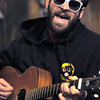 Frank McElroy of  Philadelphia-based band Dr. Dog performs an acoustic set at Conor O'Neil's in Boulder on Tuesday, Oct. 26, 2010. <br /> CAMERON REDWINE / Camera