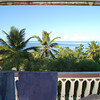 be1127kellidepriest1.jpg The view from Kelli DePriest's home in Choiseul Village, St. Lucia. DePriest rented from Grace Joseph, who lived above DePriest's apartment. The view is of the Caribbean sea and DePriest was told by Peace Corps staff members that her house had the best view of all of the Peace Corps volunteers' houses in the Eastern Caribbean.