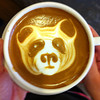 Latte art - panda<br /> <br /> Courtesy photo