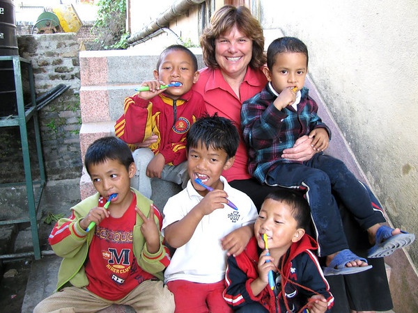 Lisa Marshall<br /> Women's Health<br /> Womens Health<br /> NepalNEPAL DAY 1