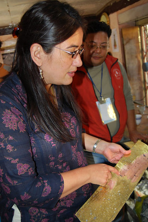Lisa Marshall<br /> Women's Health<br /> Womens Health<br /> Nepal DAY 3