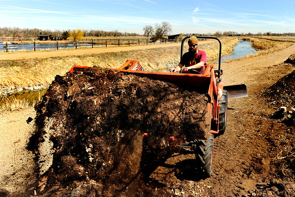 "RAS Farms owner Adam Loovis while working on his crops on Friday, March 23, at 9911 Isabelle Rd. in Lafayette. For more photos of Loovis working go to  <a href=""http://www.dailycamera.com"">http://www.dailycamera.com</a><br />  Jeremy Papasso/ Camera"