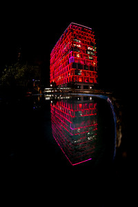 House Of Lights Red