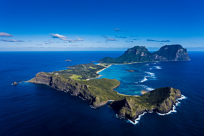 Lord Howe From Above