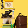 "Barbican; Brackley; Backpack; 15.6""; 45-402-BRN; Stack"