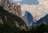 El Capitan & Half Dome<br /> Yosemite National Park, CA