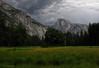 Storm Over Half Dome<br /> Yosemite National Park, CA